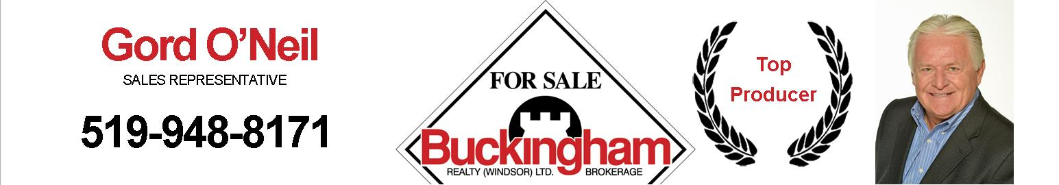 Gord O'Neil, Buckingham Realty